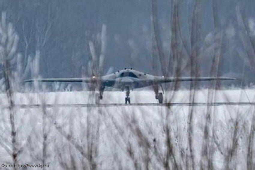 Россия провела первое испытание новейшего беспилотника
