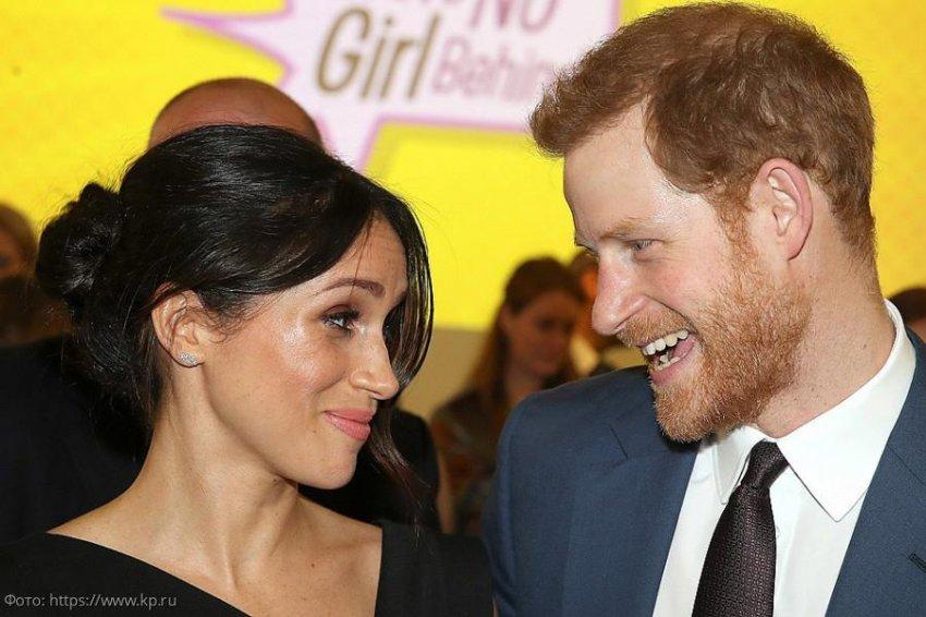 Принц Гарри эмоционально поздравил Меган Маркл с 38-летием