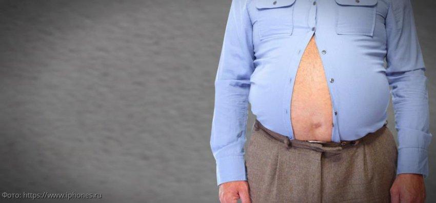 Опасности, которыми угрожает жир на животе у мужчин