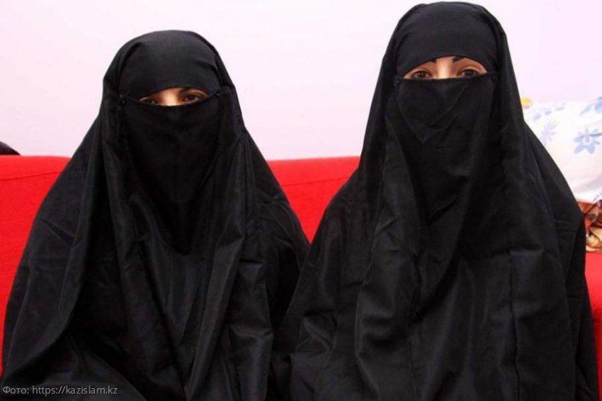 В Нидерландах запретили носить паранджу