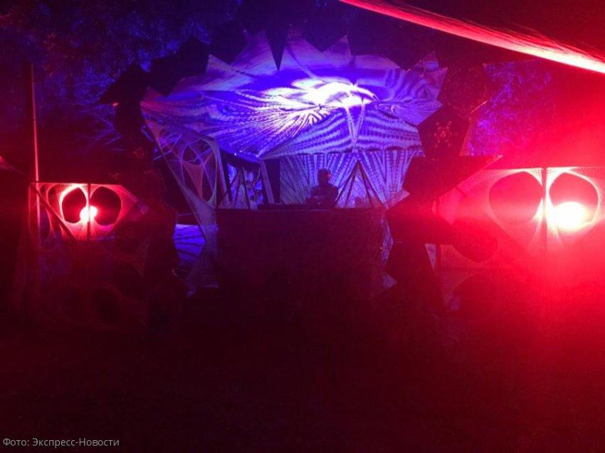 В Березовском ущелье Кисловодска проходит фестиваль «Into The Bus - 2019»