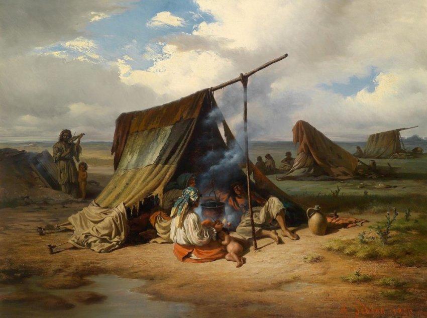 Народ из ниоткуда - истинное происхождение цыган