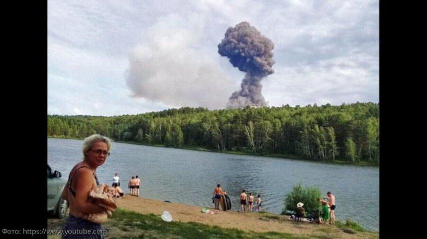 В Ачинске Красноярского края экстренно эвакуируют жителей: взрывы на складе боеприпасов гремят каждые 15 секунд
