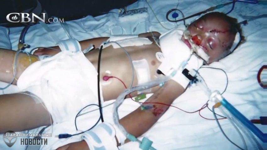Мальчик умирал три раза и видел «на том свете» погибшего отца и нерожденных брата и сестру | Загробный мир | Паранормальные новости
