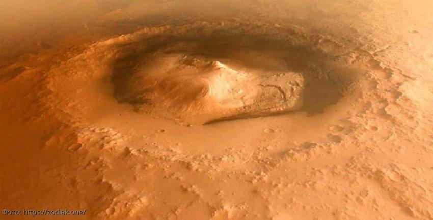 5 фактов, которые человечество узнало о Марсе