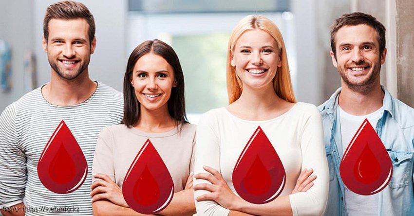 Первая группа крови дает шанс человеку дожить до преклонных лет