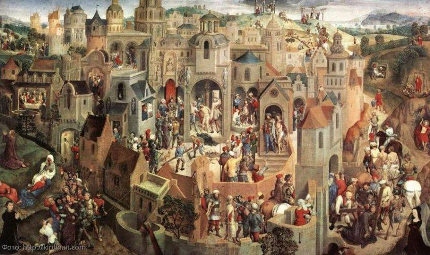 536 год нашей эры: самый страшный год в истории человечества