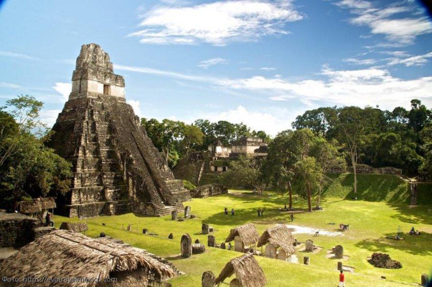 Найденная иероглифическая надпись открыла новые секреты цивилизации майя