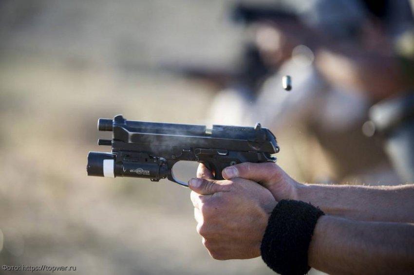 Огнестрельное оружие является второй по значимости причиной смерти у детей и подростков в США