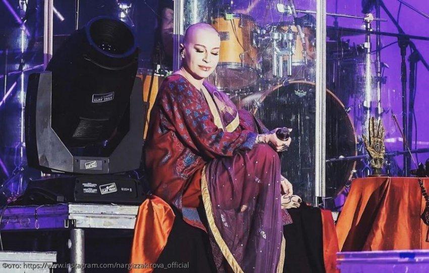 Максим Фадеев расторг контракт с Наргиз посреди ее тура
