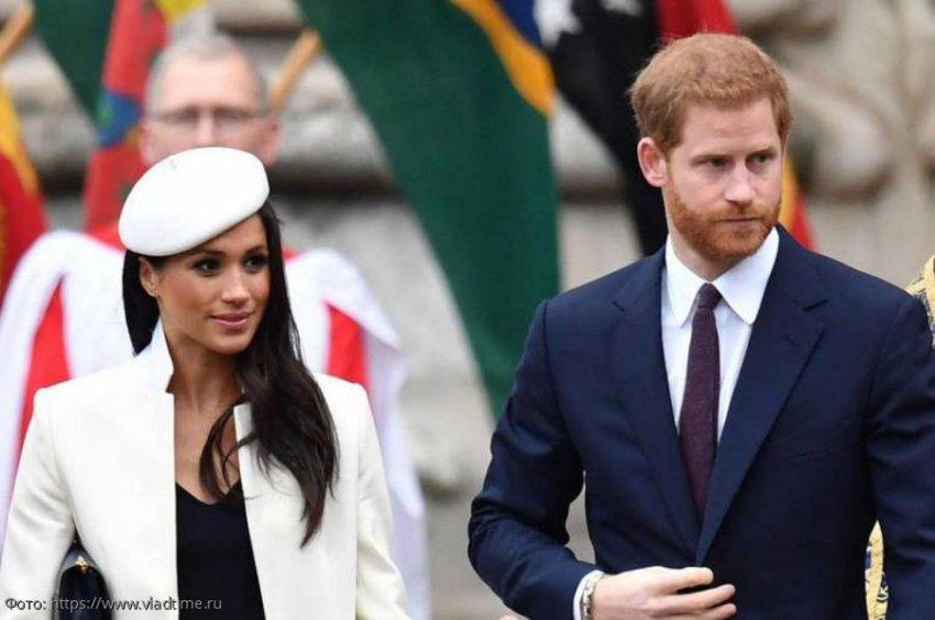 Меган Макрл объявила Букингемскому дворцу войну и выставила мужу ультиматум