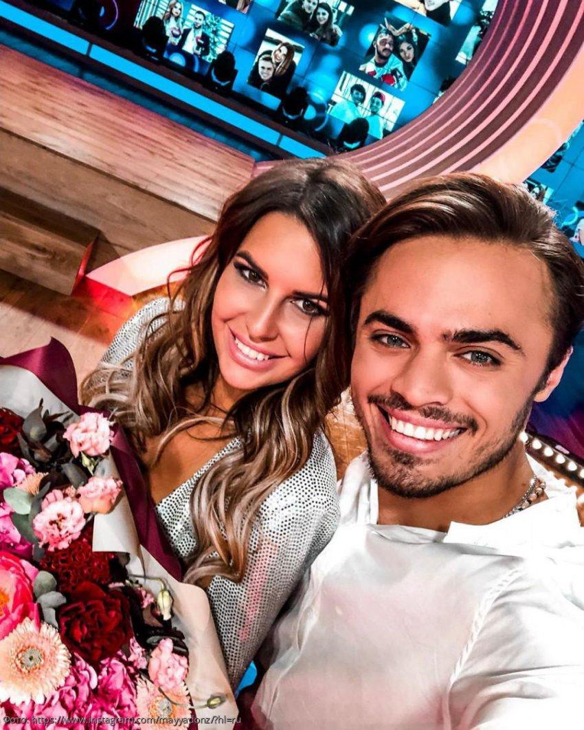 Звезды «Дома-2» Алексей Купин и Майя Донцова поженились