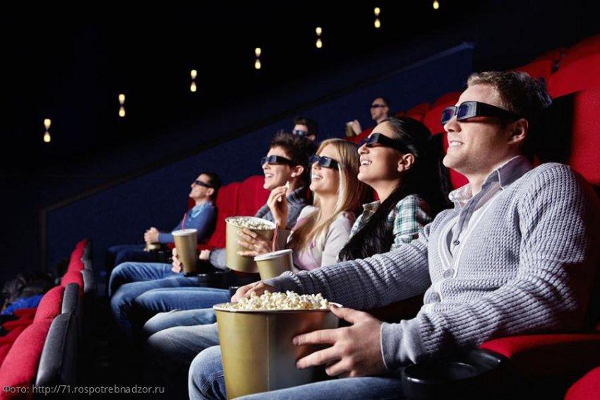 В России могут запретить приходить в кинотеатры со своей едой