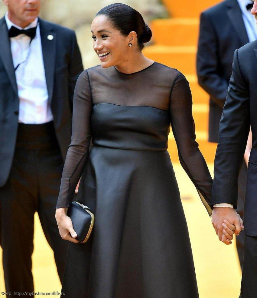 6 правил королевского дресс-кода, которые нарушает Меган Маркл