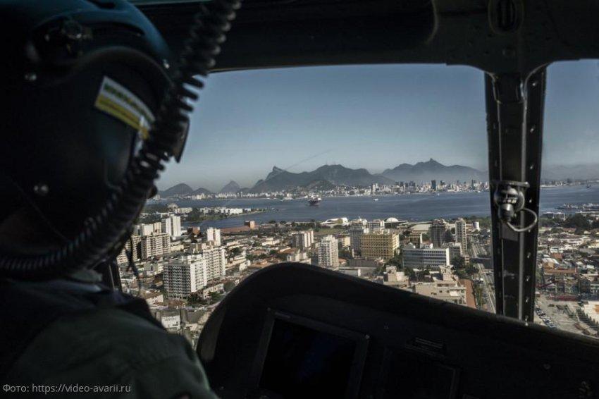 В Рио-де-Жанейро растет процент насилия со стороны полиции