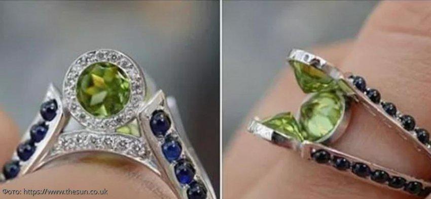 Невесте устроили травлю из-за обручального кольца, которое сравнивают с драгоценным пинцетом