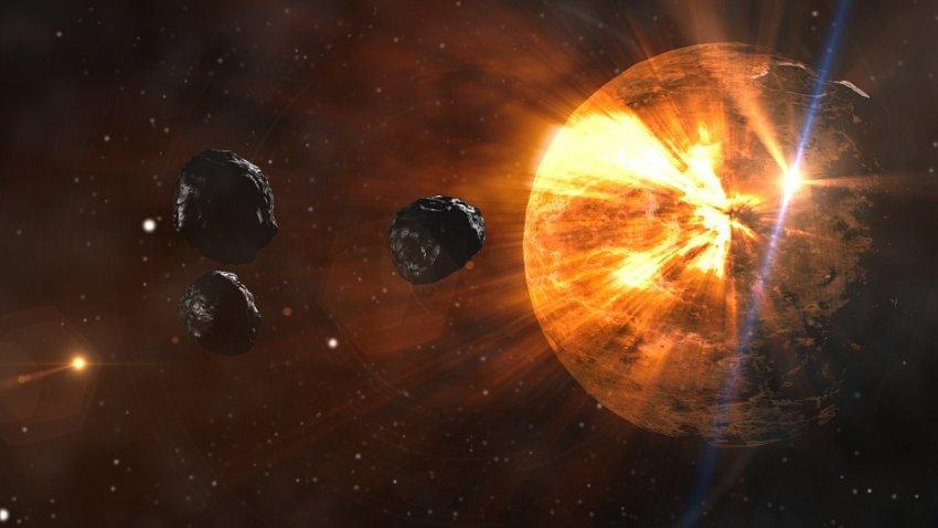Конец света неизбежен: столкновение Земли с огромным астероидом вопрос времени