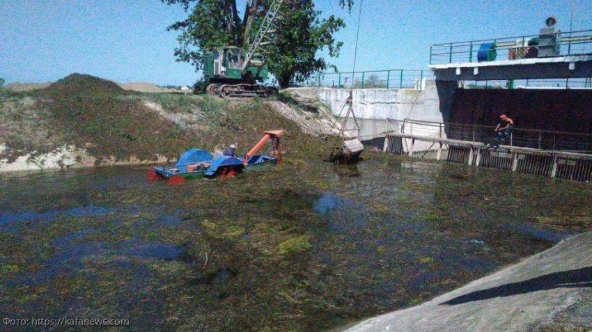 Власти Крыма предъявили Украине требование на воду из Днепра