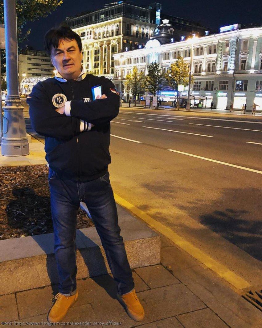 Певец Александр Серов намерен судиться с Первым каналом