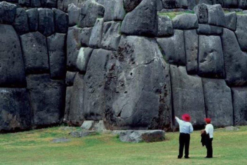 Загадки инкских табличек и цитаделей