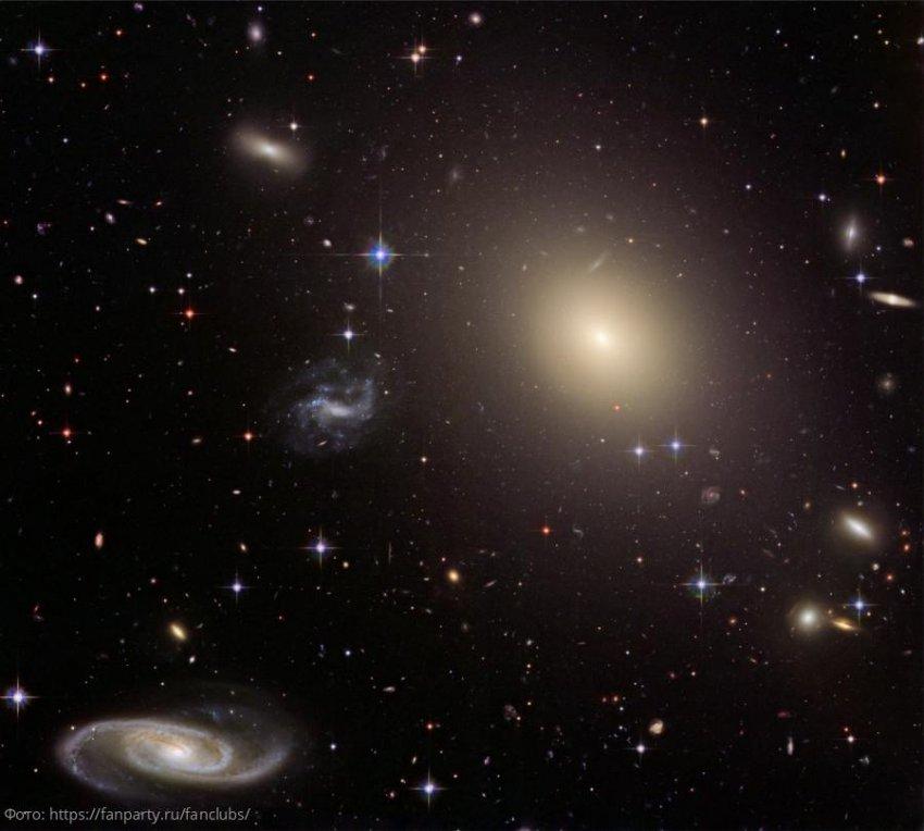 Вселенная: как она расширяется, и что на её краю
