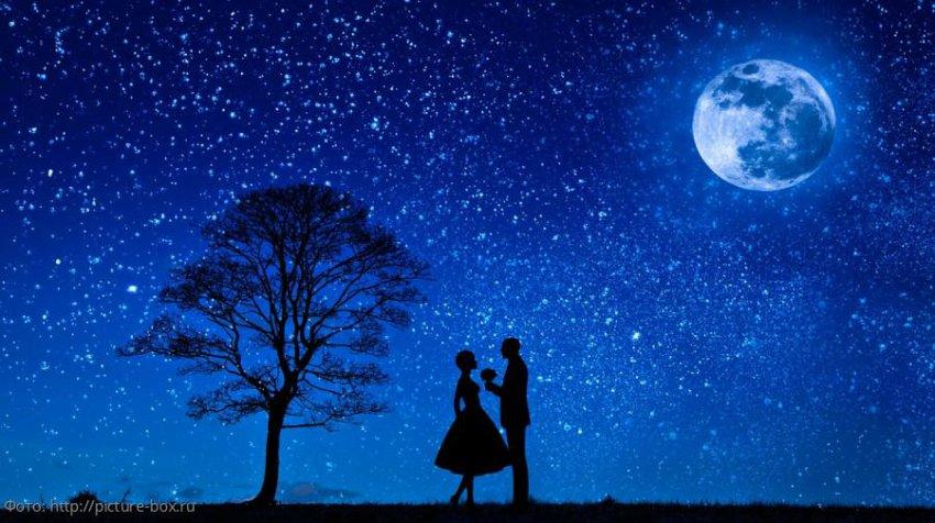 Лунный любовный прогноз с 15 по 21 августа