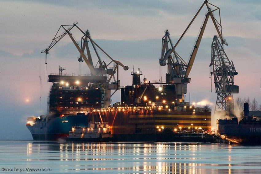 Первая плавучая атомная электростанция появится рядом с Чукоткой
