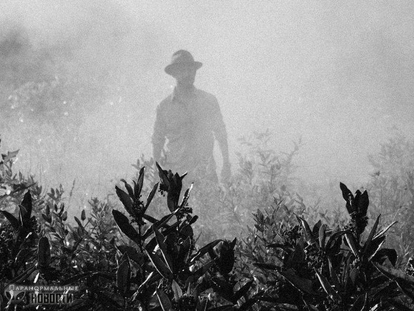 Застрявший между мирами или история Ориона Уильямсона | Тайны истории | Паранормальные новости