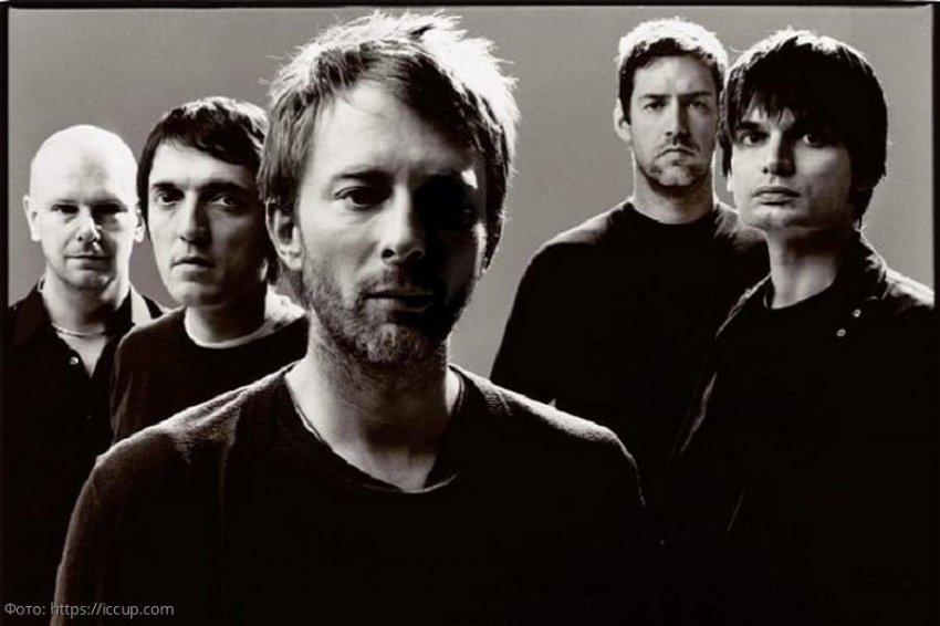 Самые заслушанные песни известных рок-групп