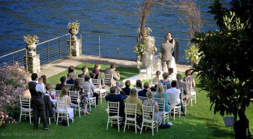 ТОП-12 отличий американской свадьбы от русской