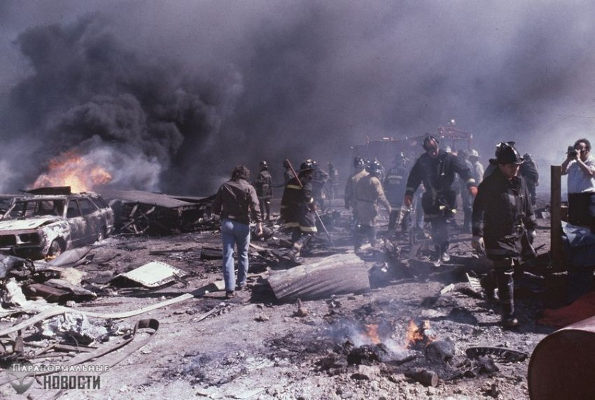 Вещие сны Дэвида Бута и крушение самолета American Airlines | Тайны истории | Паранормальные новости