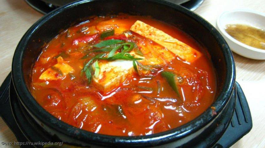 Корейское блюдо кимчхи спасет от облысения