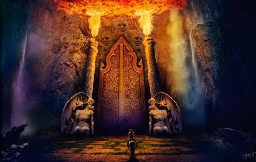 Концепция страха смерти и уровни Мироздания