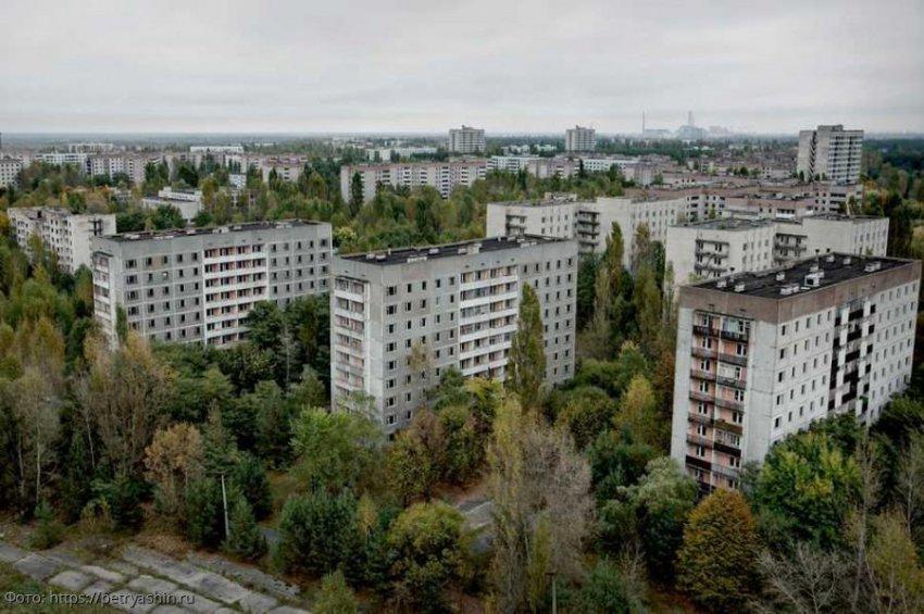 Тайна квартирной двери семьи Калугиных из Припяти