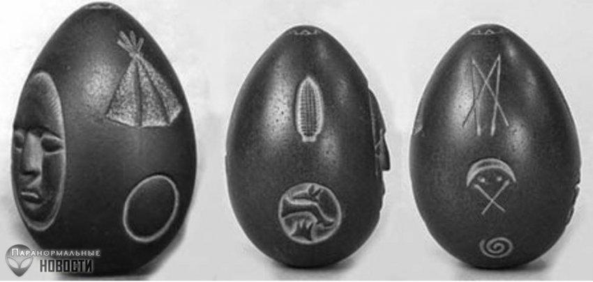 Черное каменное яйцо: Неуместный артефакт из Нью-Гэмпшира | Тайны истории | Паранормальные новости