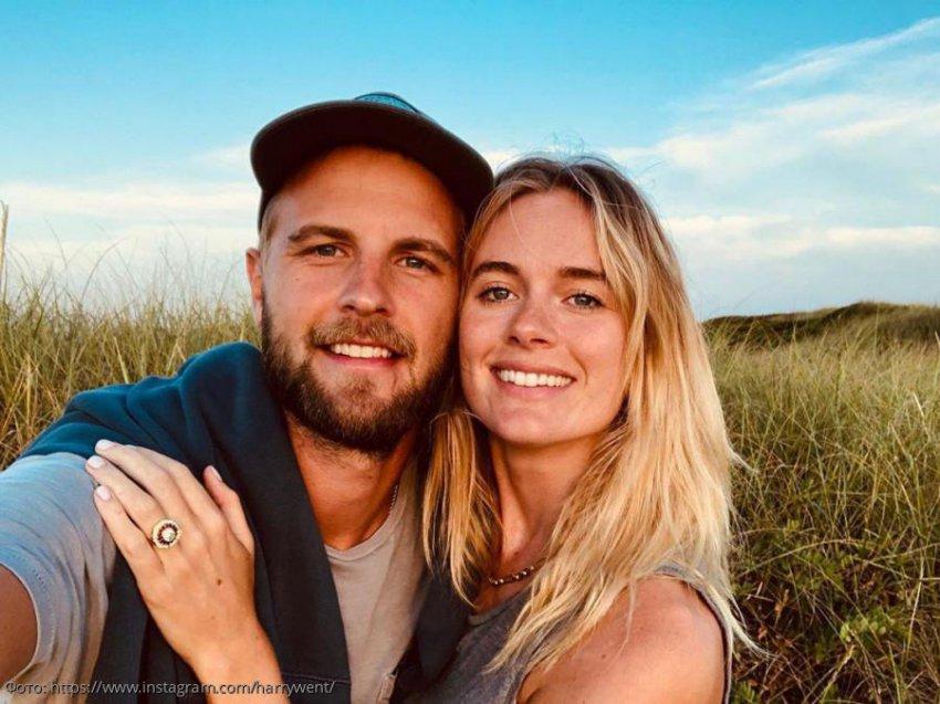 Экс-подруга принца Гарри объявила о помолвке