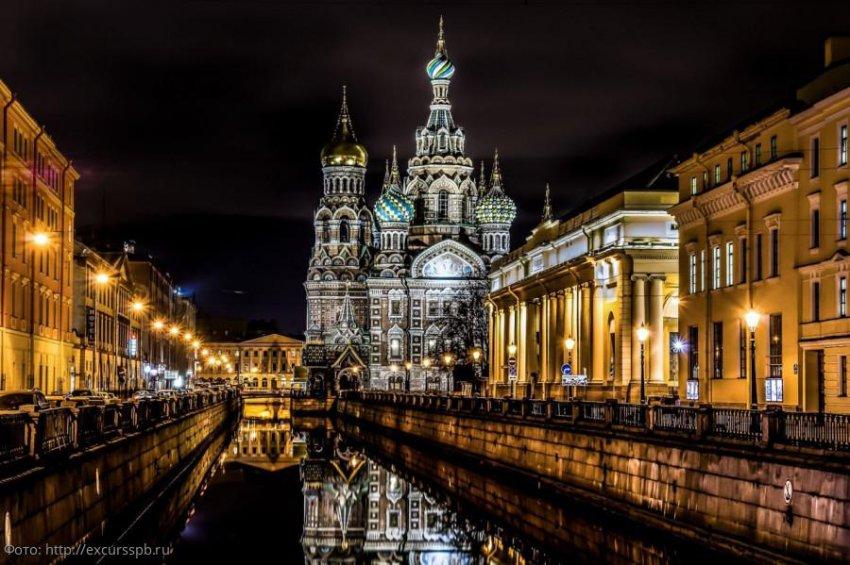 Санкт-Петербург попал в ТОП-5 самых тусовочных городов мира