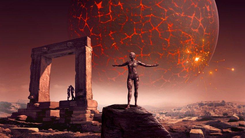 Пастор обвинил Нибиру в столкновении кометы с Солнцем