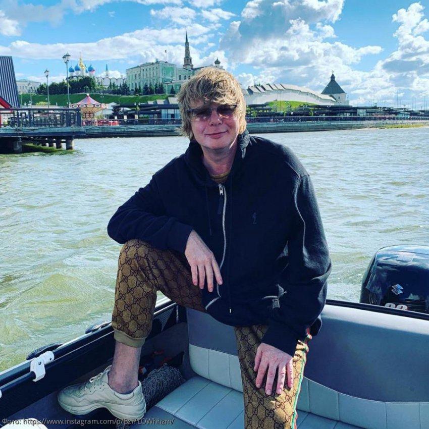 Супруга Андрея Григорьева-Апполонова Марина провела отпуск с любовником