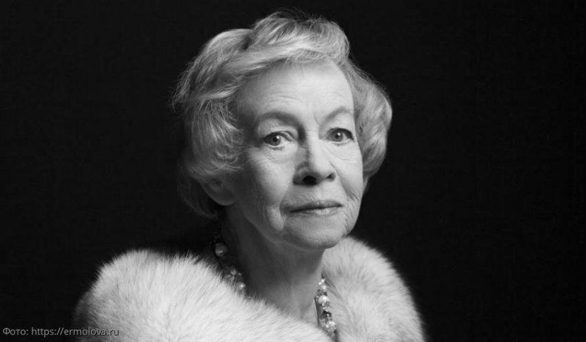 Умерла «главная бабушка» российского кино» актриса Александра Назарова