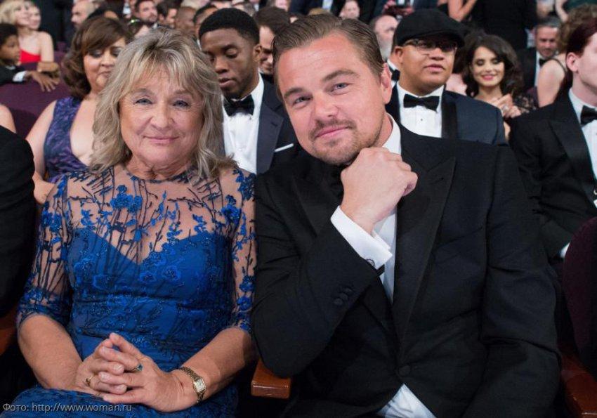 Мать Леонардо Ди Каприо мешает ему построить свою семью