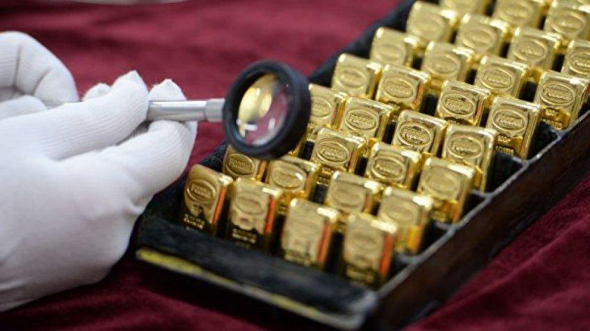 Работа финансовых рынков: Золотая афера «хозяев денег»