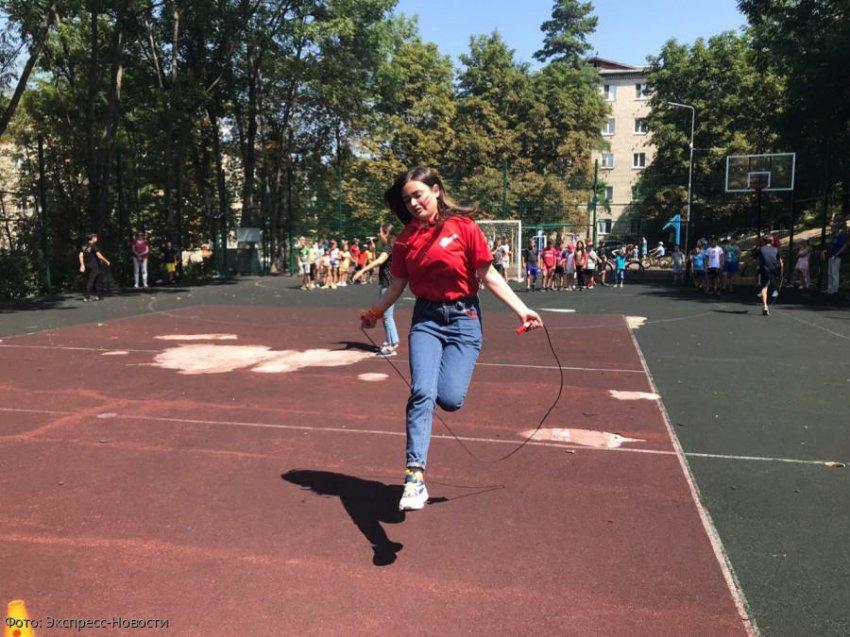 Дети Кисловодска приняли участие в акции
