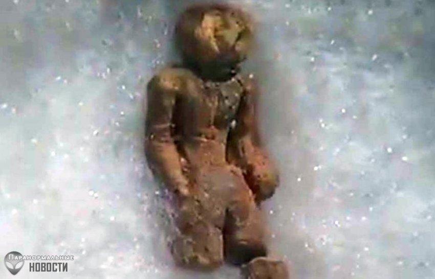 Неуместный артефакт из Нампы: Глиняная куколка, сделанная 2 миллиона лет назад | Тайны истории | Паранормальные новости