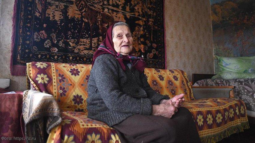 В России поставлен рекорд по числу долгожителей