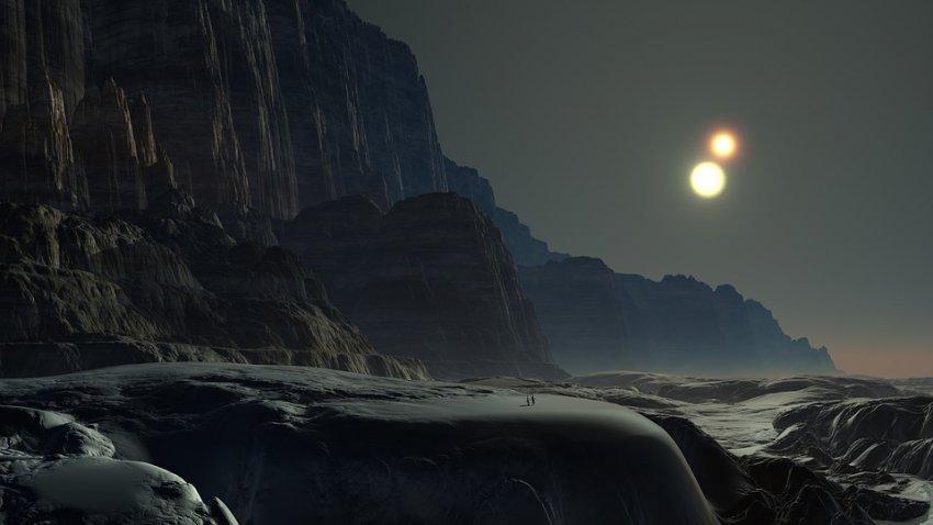 За пределами Солнечной системы может процветать жизнь