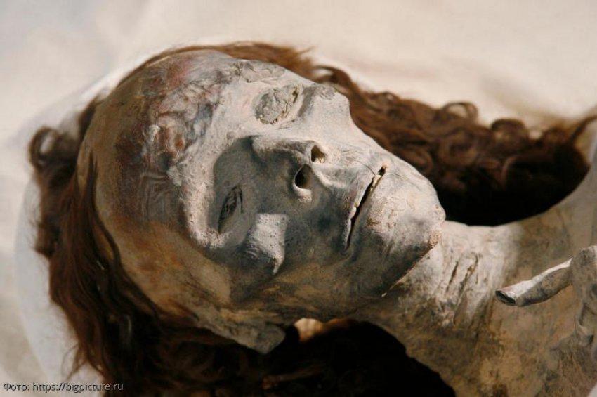 Известные мумии, представляющие большой исторический интерес