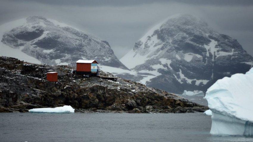 НАСА: радиация в Антарктиде угрожает исследовательским станциям