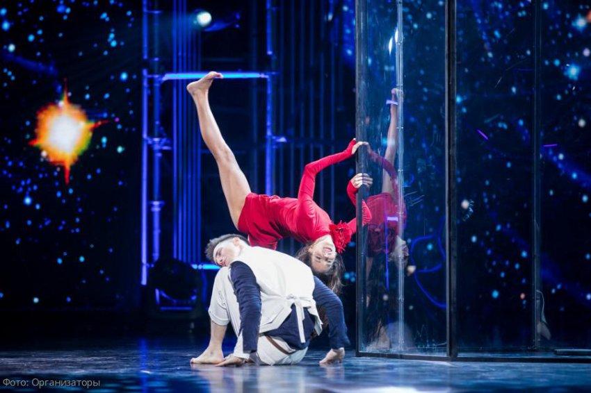 В Депо.Москва прошло грандиозное танцевальное шоу