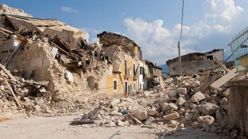 В двух штатах США за сутки произошли 578 землетрясений